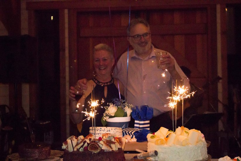 60 – 70 BirthdayCelebration