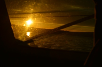 Sunrise in Clam Bay