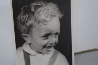 Three year old Harold