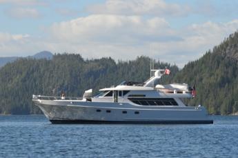 The Big Boats at Sullivan Bay